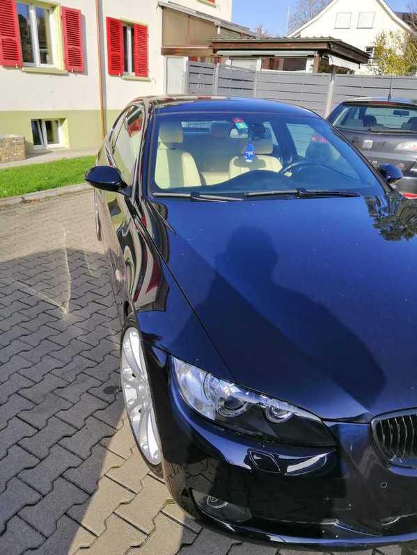 BMW 335 xi Hartge sehr selten. BMW 4