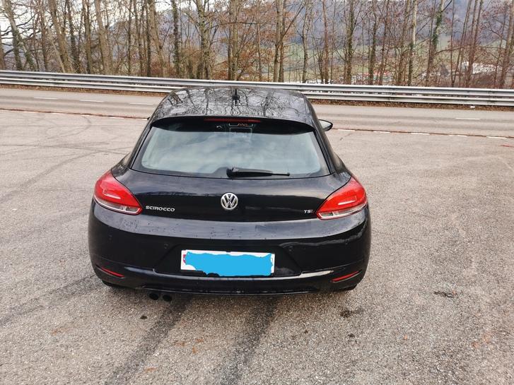 VW scirocco  VW 2