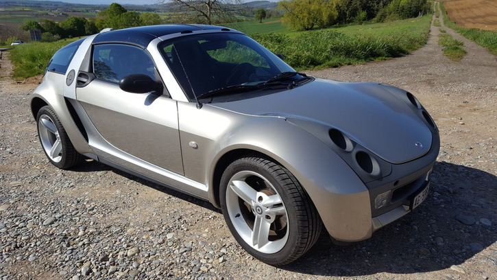 Smart Roadster Coup�
