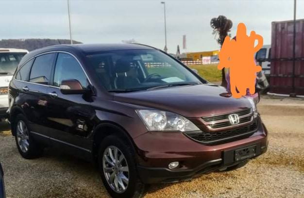 Honda CV-R AUTOMAT 2. 0 i