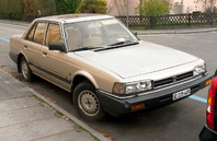 Honda Accord EXR 1.8, 1985, für Sammler oder Teile