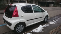 Peugeot 107 Swiss Edition