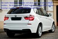 BMW X3 xDrive 20 d NAVI