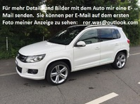 VW Tiguan 2.0 TDI BMT R-Line Design 4Motion DSG