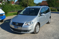 VW Touran 1.4 TSI Highline DSG - 170PS