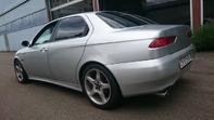 Schöner gepflegter Alfa Romeo / 156 2.5 V6 Distinctive