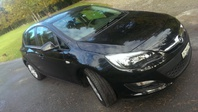 Opel Astra 1,4i 16V Turbo - tadelloser Zustand