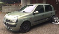 Renault Clio 1.6, ab MFK 12.05.2015, Klima, Jg. 2002