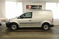 VW Caddy 1.6 TDI BlueMotion Technology