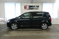 VW Touran 1.4 TSI Design DSG