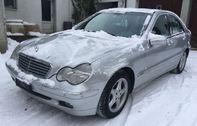 Mercedes C220 CDI, Frisch ab MFK, Automat, Vollausstattung