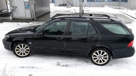 Saab Kombi 9.5 schwarz 2007