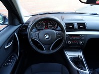 BMW 116i E87  Jg.10.2011