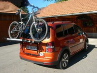 VW CrossTouran 2.0 TDI