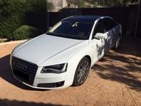 Audi A8 W12 qua. tiptr.