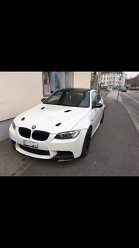 Bmw m3 e92 Coupe DKG