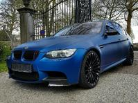 BMW M3 sedan M-DCT drivers package competition package