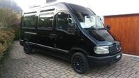 Schöner schwarzer Kleinbus14 Plätze ab MFK