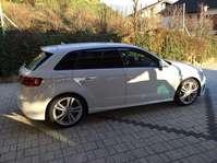 Audi A3 SB quattro Sport 2,0 TDI S-tronic Limousine