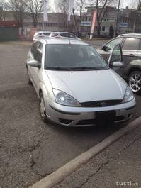 Ford Focus Carving, sehr guter Zustand