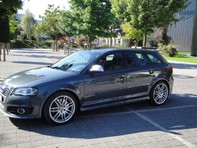Audi S3 Sportback 2.0 TFSI Quattro 300PS / 440NM