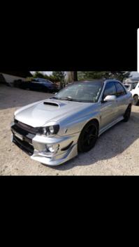 Subaru Impreza 2.0 Turbo WRX