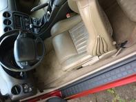 Pontiac Firebird Cabriolet 3.8 V6 ab MFK zu top Preis