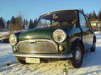 Innocenti mini mk2, 1969, 70'000 km