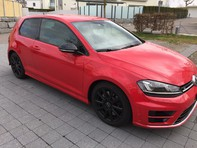 VW Golf 2.0 TSI R 4Motion