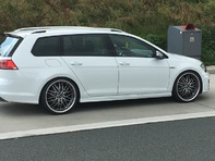 Vw Golf variant 7R