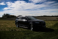 Audi Q7  3.0 V6 TDI q. T-Tron. add blue