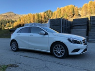 A250 4matic InoxCar Auouff-Anlage
