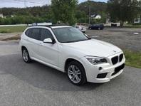 BMW X1 XDrive 18D ) M-Sport, Panorama, DVD