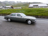Jaguar Daimler XJ 4, Oldtimer ab Platz Jg. 1989 f�r Sammler 0793900605