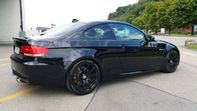BMW M3 E92 - 420 PS - V8 - schwarz