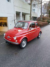 Fiat 500 Jahrgang 1968 ***Total Restauration***