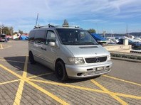 Mercedes VITO California Camper