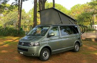 VW T5 California Comfortline