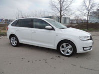 Skoda Rapid Spaceback 1,2 TSI
