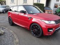 Range Rover Sport 3.0 SDV6 HSE Dynamic Automatic (SUV)