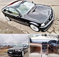 Original Alpina BMW B3 3,3L/280PS - Schwarz - Rechtslenker