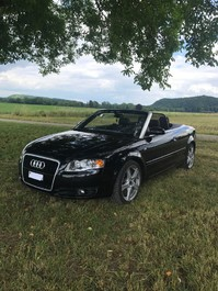 A4 Cabriolet 2.0T FSI multitronic