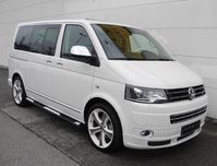 Volkswagen Multivan 4MOTION DSG Highline