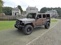 Jeep Wrangler - 2.8 CRD Sahara