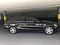 CLS SB 350 CDI Executive 4Matic 7G-Tronic (Kombi)