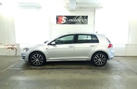 VW Golf 1.4 Highline DSG, ACC, Alcantara