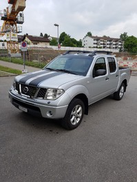 Navara Double Cab LE 2.5 TDI 4WD (Pick-up)