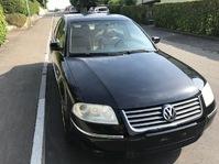 4x4 VW Passat 4 motion Limousine
