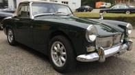 Wunderschöner Oldtimer MG Midget (Cabriolet)