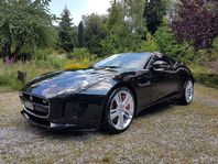 F-TYPE COUPE ALLRAD (Jaguar F-TypeS3.0s/cAWD)
